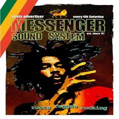 Messenger Sound System at The Bongo Club, 66 Cowgate, Edinburgh, EH1 1JX, UK on Oct 3, 2015 to Oct 4, 2015 at 11:00pm to 3:00am,  Following last months great night Messenger come again with fresh uplifting vibes for one and all.  Mics man Afrikan Simba in the area.  Conscious Reggae Muzik / Dubwize and otherwise-vibes gotta be nice!  Rally round.  Category: Nightlife  Price: Before 12am £6, After £7  Artists: Messenger Sound System, Afrikan Simba, MC Ishu, Ramon Judah, Ras Ista Lion