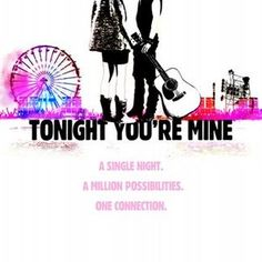 Tonight You're Mine is a free-wheeling rock 'n' roll love story set against the raucous magnificence and unforgettable sounds of Scotland's leading music Festival. The film features Luke Treadaway (Brothers of the Head, Clash of the Titans) as strutting indie star Adam, one half of globally successful duo The Make. Arriving at T in the Park for his gig, during an impromptu backstage fight, Adam finds himself accidentally handcuffed to punky girl-band The Dirty Pink's leade...