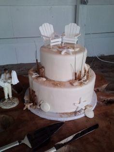 Sugar fairy wedding cakes