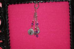 Tree/Boot Charm by closecrafts on Etsy, $12.00
