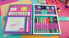Color Me Creative! Cardboard Crafts Kids, Cardboard Box Diy, Cardboard Organizer, Paper Crafts, Home Crafts, Diy And Crafts, Crafts For Kids, Birthday List, Diy Birthday