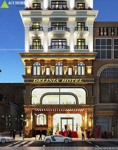 Modern Villa Design, Classic House Design, Elevation Plan, House Elevation, Cool Girl Bedrooms, Building Front, Entrance Design, Front Entrances, Commercial Design