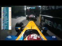 Formula electric  in London  Nicolas Prost wins  on cjn news