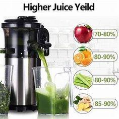 """""""Fruit blender"""" portable fruit blenders Fruit Blender, Smoothie Blender, Best Smoothie Recipes, Good Smoothies, Best Fruit Juice, Fruit And Vegetable Juicer, Manual Juicer, Cold Press Juicer, Juicer Machine"""