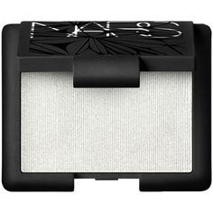 Nars Hardwired Eyeshadow Opal Coast in Iridescent White ($22) ❤ liked on Polyvore featuring beauty products, makeup, eye makeup, eyeshadow, beauty, fillers, white fillers, nars cosmetics, liquid eyeliner and eye shadow brush