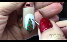 Gel nails have existed for decades. They tend to provide a more glossy and natural look whereas acrylic are more sturdy and durable as compared to gel. They tend to have a more natural and glossy appearance as compared to… Continue Reading → Nail Art Designs Images, Simple Nail Art Designs, Fall Nail Designs, Christmas Shellac Nails, Red Christmas Nails, Tree Nail Art, Gel Nail Tips, Red Acrylic Nails, Fingernail Designs