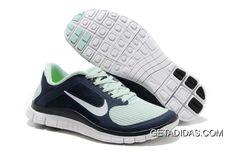promo code b3f15 56f19 Nike Free 4.0 V3 Womens Dark Blue White TopDeals, Price   66.72 - Adidas  Shoes,Adidas Nmd,Superstar,Originals
