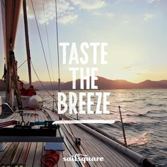 feel the breeze!