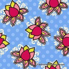 Miss Modd Lotus Dot by Chelsea Andersen