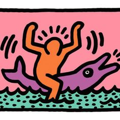 Keith Haring Prints and Artwork for Sale