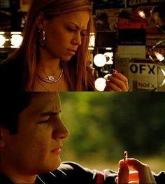 One Tree Hill - Naley  - Nathan Scott (James Lafferty) & Haley James Scott (Bethany Joy Lenz)