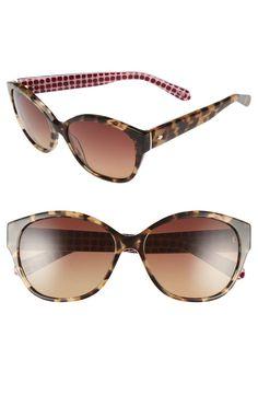 4d46f96bcc45 kate spade new york  kier  56mm sunglasses