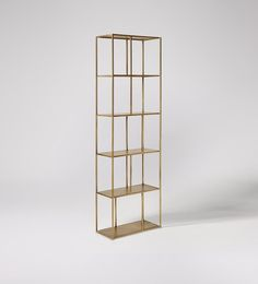 Aero Shelving Unit Swoon Editions
