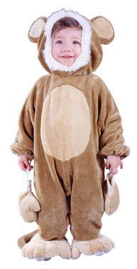 Cuddly Monkey Todlr