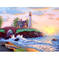 Richard Burns Lighthouse