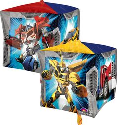 Globo Transformers Animated