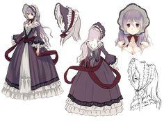 Pamela Concept - Characters & Art - Atelier Rorona: The Alchemist of Arland