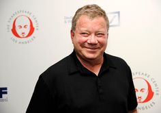 William Shatner, the original Captain James Kirk, will appear in the third installment of the new Star Trek movies. New Star Trek Movie, Star Trek Movies, William Shatner, Important News, People Of Interest, Book Projects, S Star, A Team, Hollywood