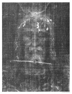 Facial Image - Barrie M. Schwortz Collection Shroud Lithographic Print Set