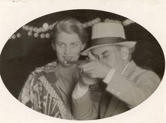 Man Ray & Lee Miller, Fairground, 1930