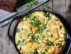 Danish Food, Paella, Squash, Quiche, Dinner, Cooking, Breakfast, Ethnic Recipes, Cakes