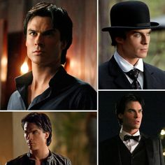 The Vampire Diaries Pictures of Ian Somerhalder as Damon