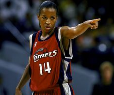 Today in Black History, - In Cynthia Cooper became the first WNBA player to be inducted into the Naismith Memorial Basketball Hall of Fame. For more info, check out today's notes! Indoor Basketball Hoop, Houston Basketball, I Love Basketball, Basketball History, Basketball Quotes, Basketball Legends, Basketball Court, College Basketball, Basketball Shorts Girls