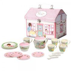 Belle & Boo's Birthday Surprise Tea Set