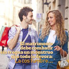 """""""El matrimonio debe combatir sin tregua un monstruo que todo lo devora: La costumbre..."""" #HonoreDeBalzac #Citas #Frases"""