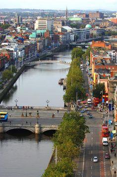 O'Connell Bridge Dublin