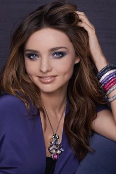 Miranda Kerr - Introducing Swarovski's Stardust bracelet: the on-trend accessory you'll wear for the rest of your life.