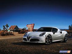 Alfa Romeo 4C Launch Edition - Pics