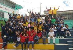 Colaboradores de DHL  participan en la sexta edición del evento anual Día Mundial del Voluntariado