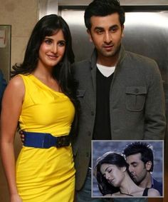Ranbir and Katrina are the latest pair to join the list of Bollywood couples who are in a live-in relationship