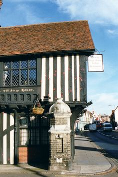 The Old Siege House, Colchester, England