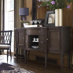 1000 images about dining room ideas on pinterest purple for Dining room sideboard decorating ideas
