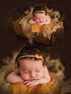 yellow bow tie back New Baby Pictures, Baby Girl Photos, Newborn Pictures, Outdoor Baby Photography, Baby Photography Poses, Cute Baby Girl Wallpaper, Foto Baby, Newborn Photo Props, Newborn Posing