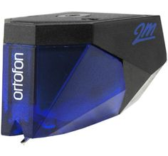 Ortofon 2M Blue Phono Cartridge It transcribes nuance, texture and room ambience like cartridges that cost twice as much.