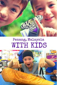 Things to do in #Penang with Kids  #FamilyTravel #Malaysia #ttot #travel #SEAsia