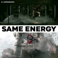 Spiderman / Peter Parker and Iron Man / Tony Stark parallels in Marvel MCU Homecoming Far from home Avengers Infinity War Endgame Guardians of the galaxy. Spiderman / Peter Parker and Iron Man / Tony Stark parallels in Marvel MCU Homecoming Far from Funny Marvel Memes, Dc Memes, Avengers Memes, Marvel Jokes, Marvel Fan, Marvel Heroes, Marvel Characters, Marvel Avengers, Marvel Universe