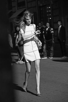 Caroline Trentini   Roman Holiday (American Vogue) June 2014