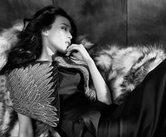 Shu Qi by David Bellemere for Vogue China (2008)