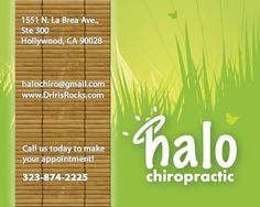 Halo Chiropractic at your service! Chiropractic, In The Heart, Appointments, Halo, Hollywood, How To Make, Beautiful, Corona, Alone
