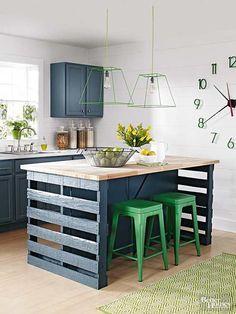 Bauen Sie Ihren Esstisch einfach selbst! 13 wahnsinnige Ideen für einen Esstisch! Nummer 3 ist perfekt! - DIY Bastelideen
