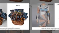 Professional Clipping Path Service