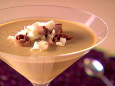 Espresso Panna Cotta recipe from Giada De Laurentiis via Food Network