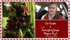 CAR TROUBLE & LAST NIGHT OF JOSEPH | VLOGMAS DAY 4 | MoreRetroBombshell