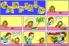 garfield comic strips | garfield strip march 1996