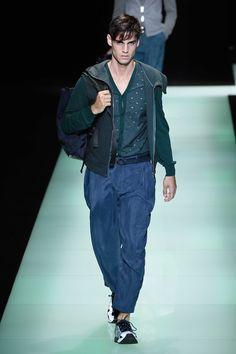 Emporio Armani SpringSummer 2016 Collection - Milan Fashion Week - DerriusPierreCom (35)