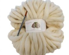 Chunky Yarn Super THICK Yarn Chunky Blankets by ColorwaysGallery
